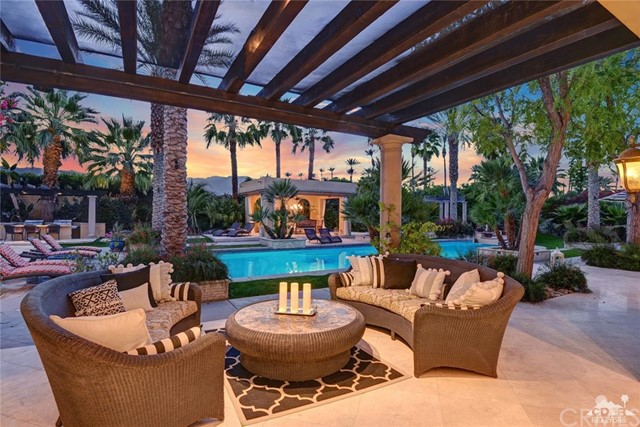Single Family Home for Sale at 2 Shakespeare Court 2 Shakespeare Court Rancho Mirage, California 92270 United States