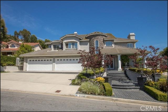 21545  Dunrobin Way, Yorba Linda, California