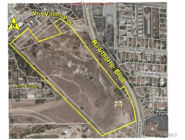 Land for Sale at 0 Via Valmonte 0 Via Valmonte Torrance, California 90505 United States