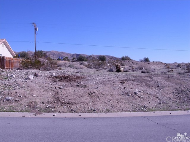 Photo of home for sale at Avenida La Vista, Desert Hot Springs CA