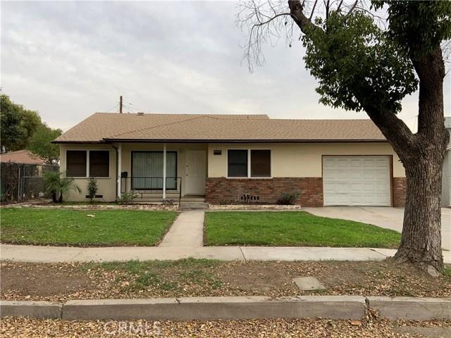 1761 KENWOOD Avenue San Bernardino CA 92404