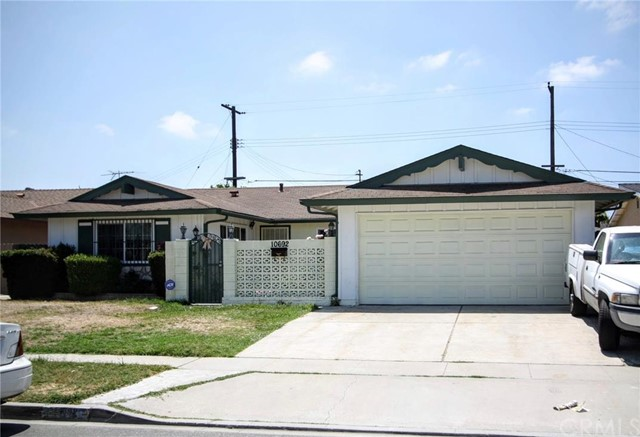 Single Family Home for Sale at 10692 Sennit St Garden Grove, California 92843 United States