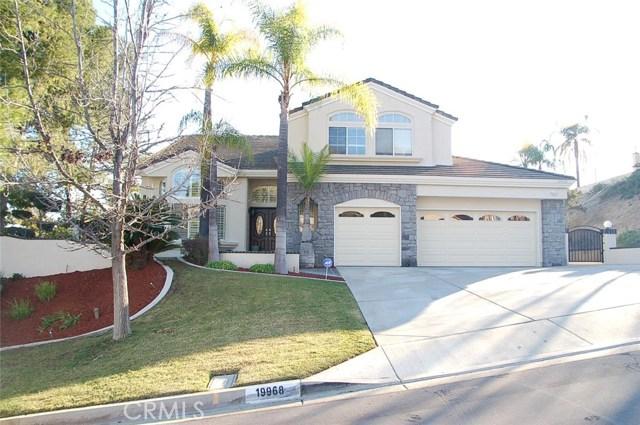 19968 Sunset Vista Road, Walnut, CA, 91789
