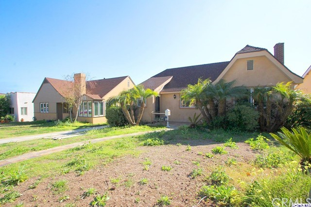 Single Family Home for Sale at 2054 Chilton Drive E Glendale, California 91201 United States