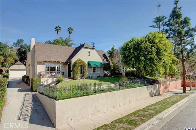 927 Rosemount Road, Glendale, CA 91207