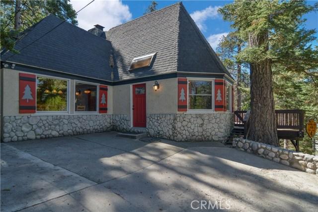 258 Green Leaf Lane, Lake Arrowhead, CA 92352