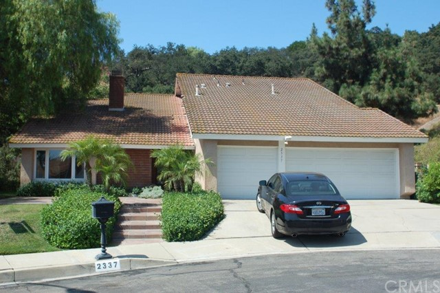 2337 Scoria Court Chino Hills, CA 91709 is listed for sale as MLS Listing PW16167173