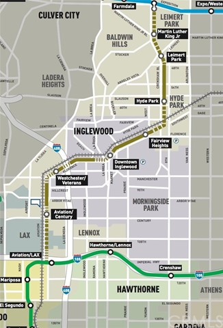 337 La Colina Drive Inglewood, CA 90302 - MLS #: PW18240273