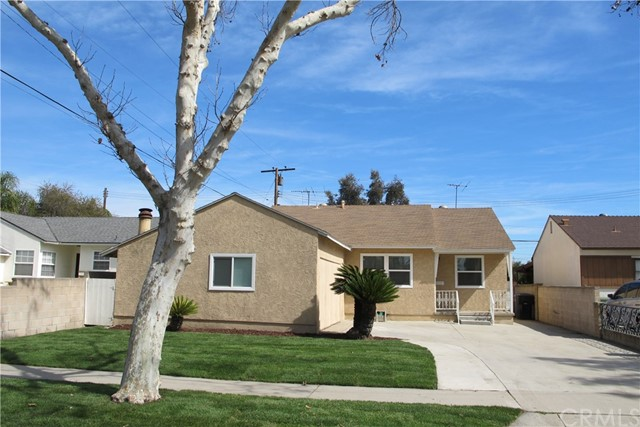 Single Family Home for Rent at 15212 Crossdale Avenue Norwalk, California 90650 United States