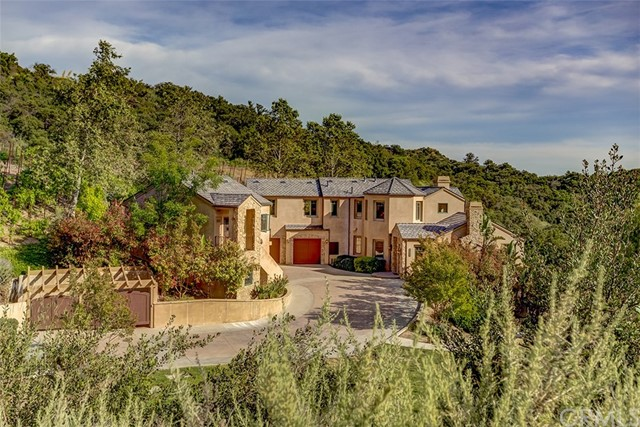 Single Family Home for Sale at 20031 Summit Trail Road Trabuco Canyon, California 92679 United States