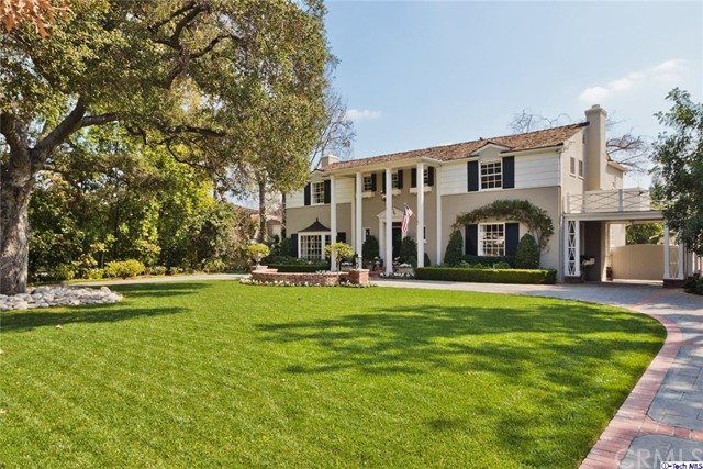 Single Family Home for Sale at 2280 Chaucer Road San Marino, California 91108 United States