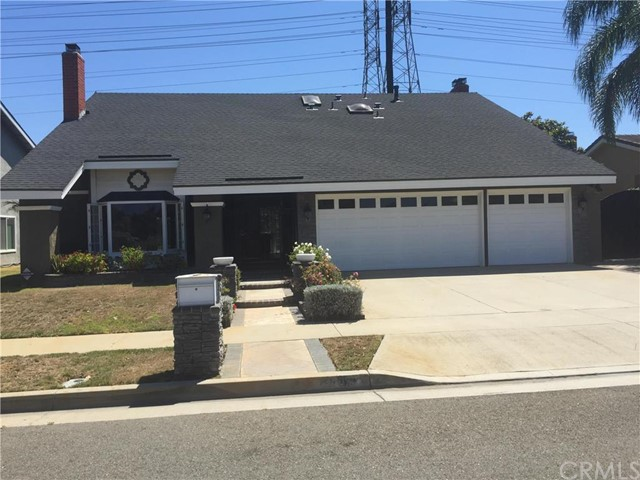 Single Family Home for Sale at 18472 Santa Isadora Street Fountain Valley, California 92708 United States