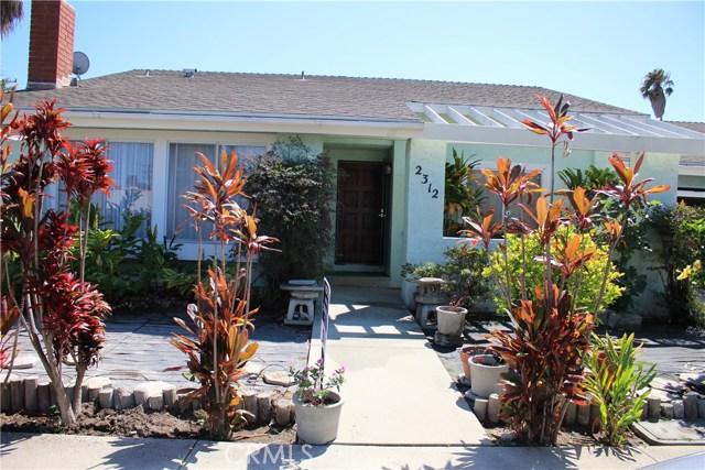 2312 Stratford Drive, Lomita, California 90717, 3 Bedrooms Bedrooms, ,2 BathroomsBathrooms,Single family residence,For Sale,Stratford,SB19220183
