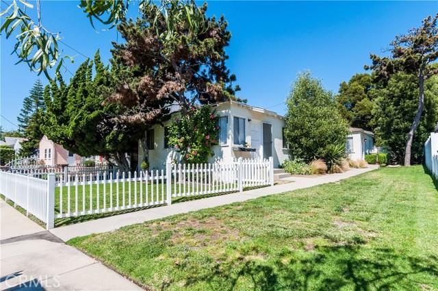 Single Family Home for Sale at 834 Penn Street El Segundo, California 90245 United States