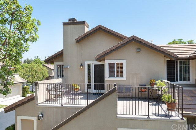 One of Single Story Anaheim Hills Homes for Sale at 8008 E Snapdragon Lane