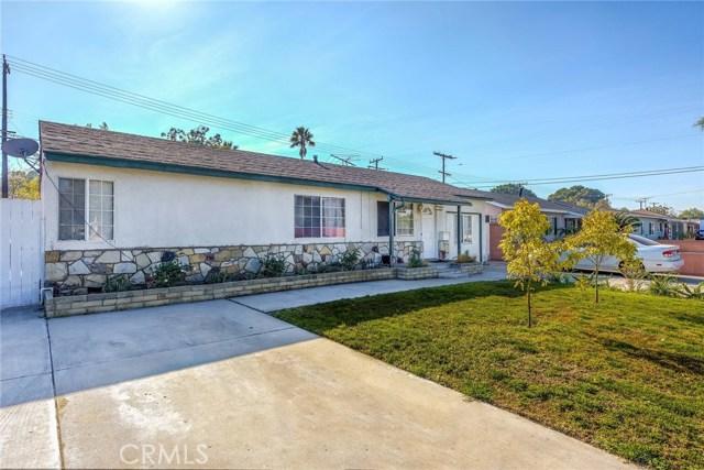 2320 W Valdina Avenue Anaheim, CA 92801 - MLS #: PW17281054