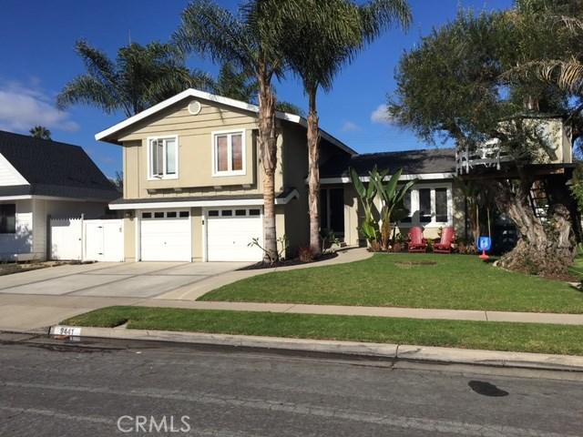 Huntington Beach Homes for Sale -  Two Story,  9441  Mokihana Drive