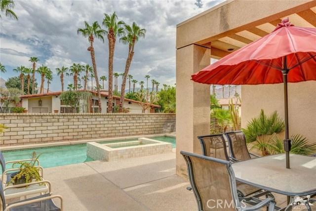 73716 Agave Lane Palm Desert, CA 92260 - MLS #: 218022046DA