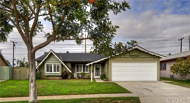 6581 Sutton Street Westminster, CA 92683 is listed for sale as MLS Listing OC17005007