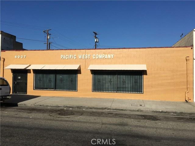 Single Family for Sale at 4937 Durfee Avenue Pico Rivera, California 90660 United States