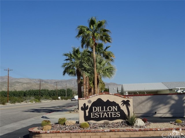 69525 Dillon Road Desert Hot Springs, CA 92241 - MLS #: 218021838DA