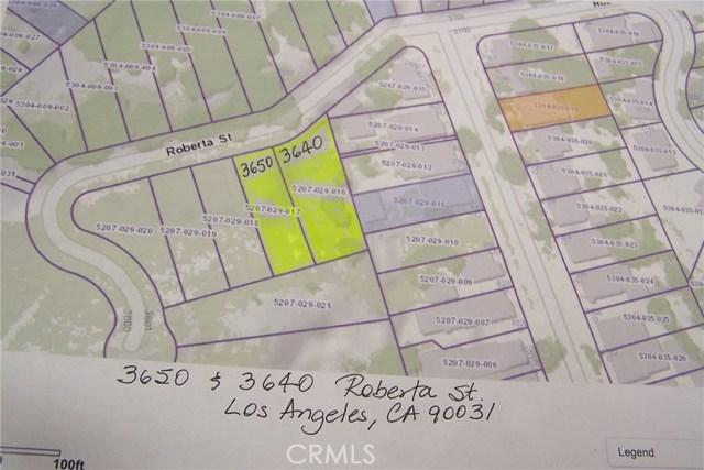 3640 Roberta St, Los Angeles, CA 90031 Photo 0