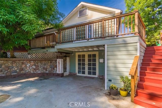 Single Family Home for Sale at 14841 Kitterman Silverado, California 92676 United States
