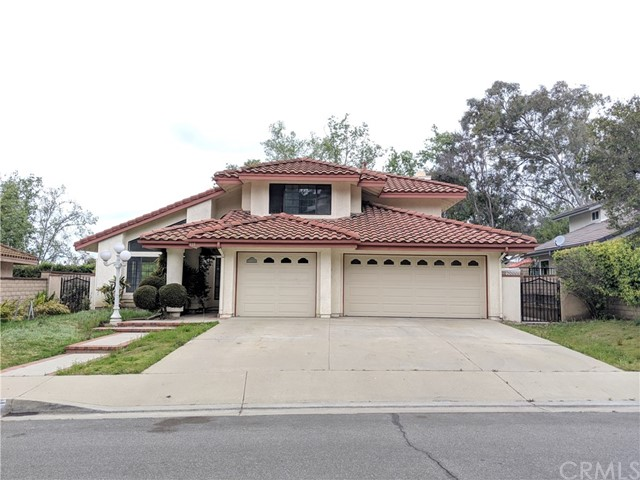 939  Winding Brook Lane, Walnut in Los Angeles County, CA 91789 Home for Sale
