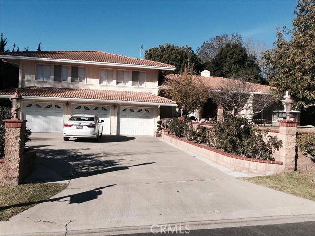 Single Family Home for Rent at 9631 Christine St Villa Park, California 92861 United States
