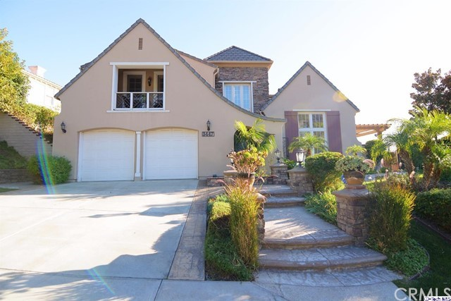 Single Family Home for Sale at 3447 Wedgewood Lane Burbank, California 91504 United States