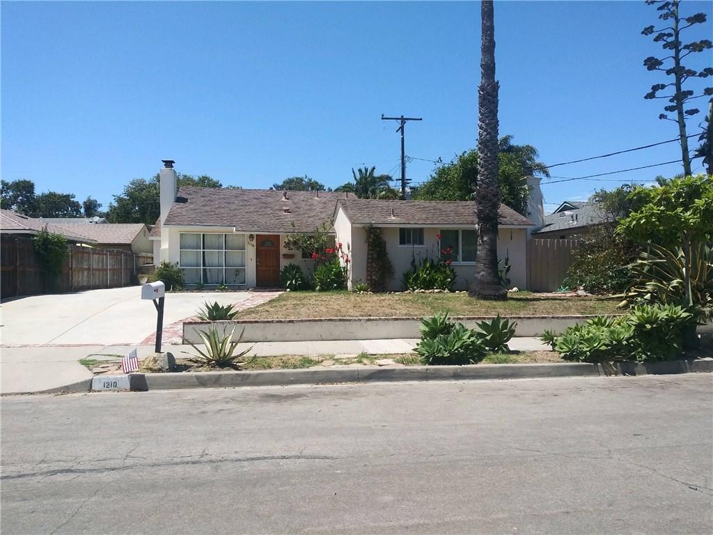 1210 Del Oro Av, Santa Barbara, CA 93109 Photo