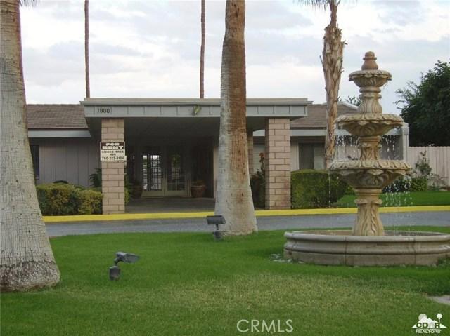Residential Income for Sale at 1800 Smoke Tree Lane 1800 Smoke Tree Lane Palm Springs, California 92264 United States