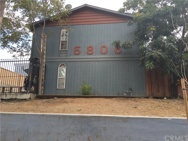Single Family for Sale at 5806 Camerford Avenue Los Angeles, California 90038 United States