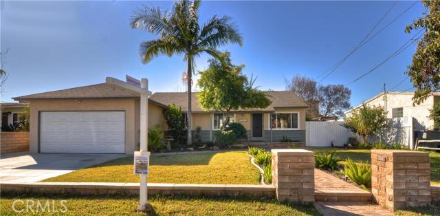 Single Family Home for Sale at 2020 Laguna St La Habra, California 90631 United States