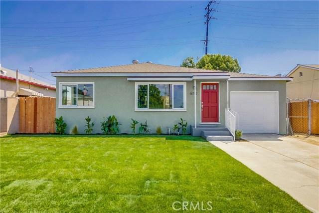 Casa Unifamiliar por un Venta en 6712 Ferguson Drive Commerce, California 90022 Estados Unidos