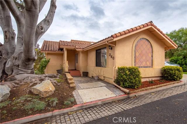 260  Robles Road, Arroyo Grande in San Luis Obispo County, CA 93420 Home for Sale
