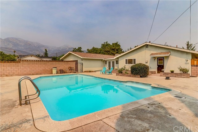 1821 N 2nd Avenue Upland, CA 91784 - MLS #: MB18193377