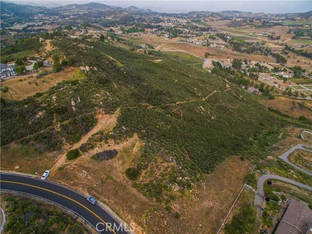 0 Vista Del Bosque Murrieta, CA 92562 - MLS #: SW17087818