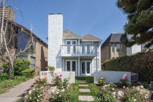 420 Goldenrod Avenue, Corona del Mar, CA 92625