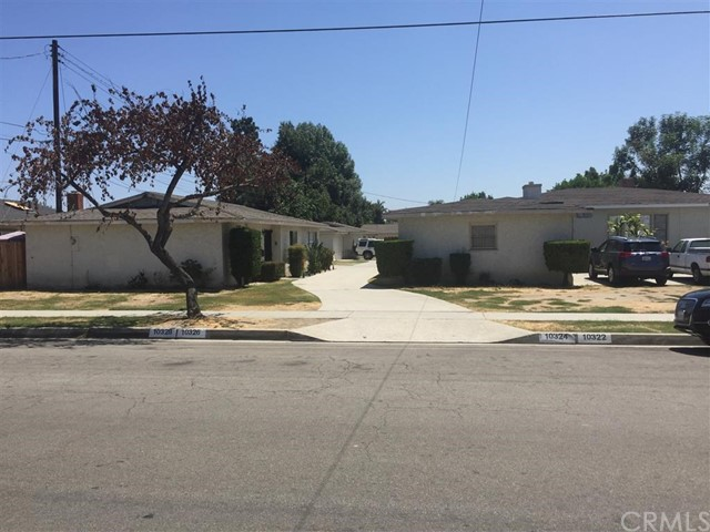 Single Family Home for Sale at 10320 Trabuco Street Bellflower, California 90706 United States