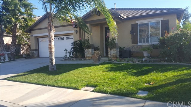 1281 Katherine Court Beaumont, CA 92223 - MLS #: EV18269938