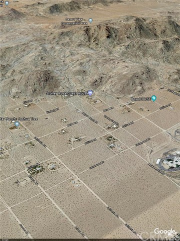 Cottonwood Road Joshua Tree, CA 92252 - MLS #: 218003820DA