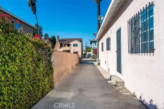 1868 W 25th Street Los Angeles, CA 90018 - MLS #: DW17213449