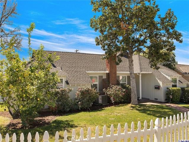 Single Family Home for Sale at 3330 Hermanos Street Pasadena, California 91107 United States