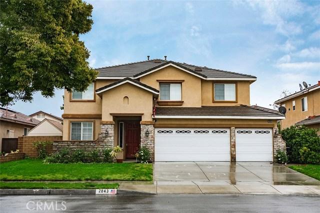 2843 S Cherry Avenue, Ontario, California