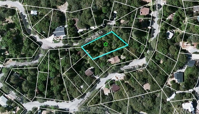 0 The Blind Trail Crestline, CA 92325 - MLS #: SW17115710