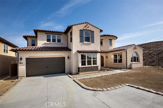 Single Family Home for Sale at 2211 E. Santa Paula Brea, California 92821 United States