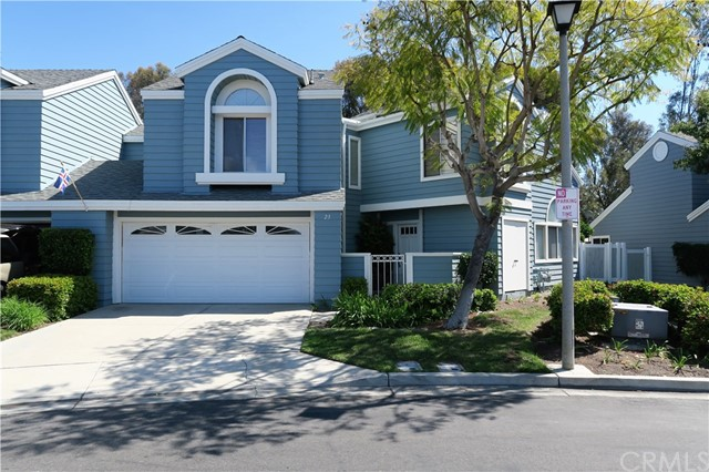 23 Pepperwood Aliso Viejo, CA 92656 - MLS #: OC18032182