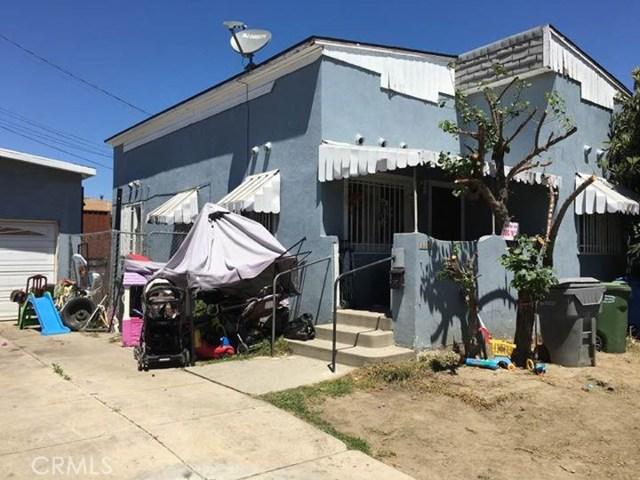 11109 California Avenue Lynwood, CA 90262 - MLS #: MB17116635