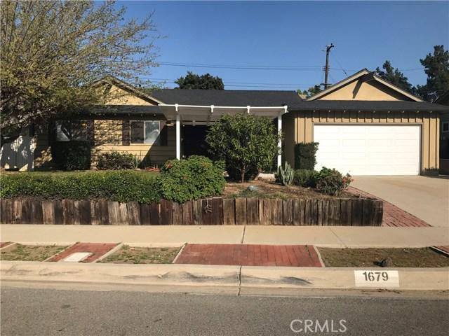 1679 E Palm Drive, Covina, CA 91724